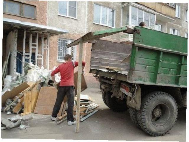 Вывоз мусора - 1